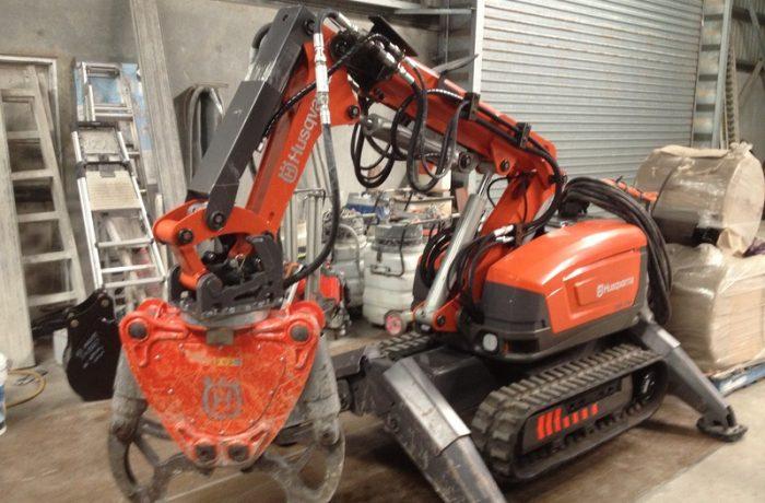 Demolition Robot
