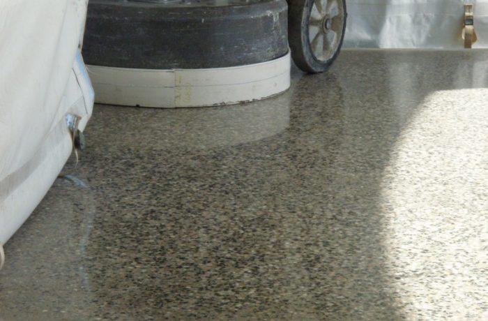 Polishing Hyper Floor